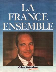rencontre chirac le pen 1988